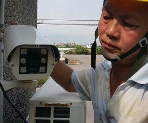 大台南-監視器安裝工程