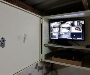 台南大樓停車場監視器工程