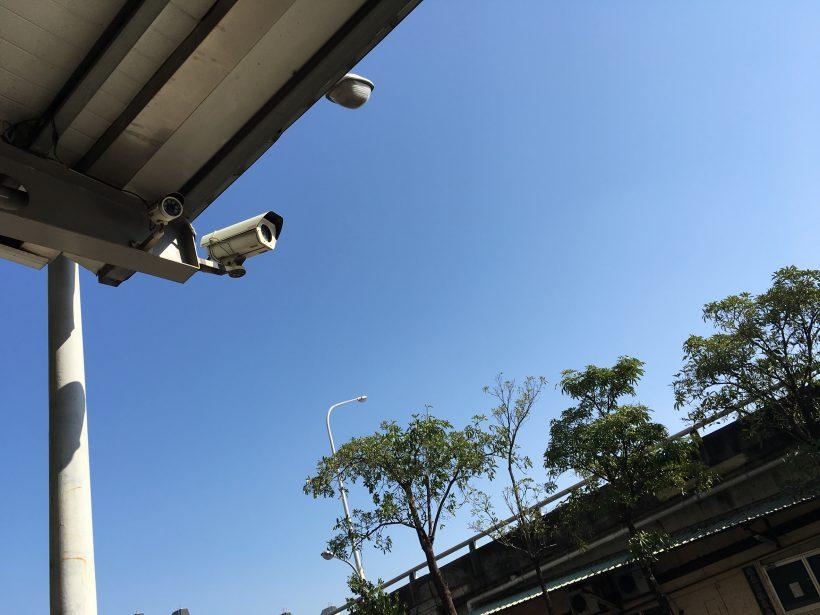 監視器攝影機