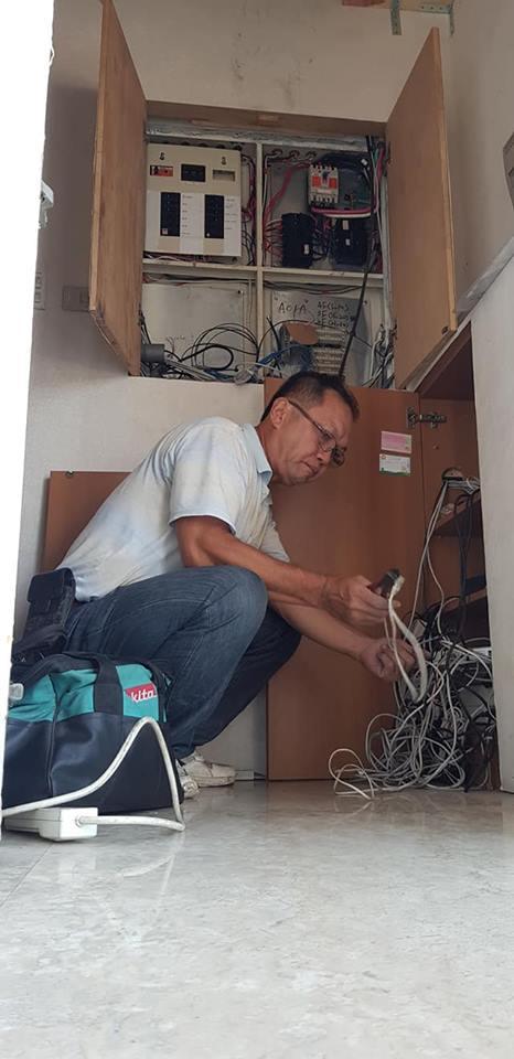 網路線工程施工