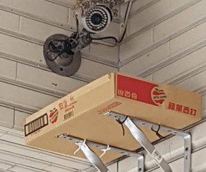 監視器維修,與燕窩共存